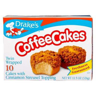 Baked Goods & Desserts: Drake's Coffee Cakes