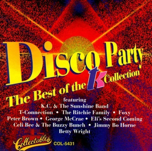 Various - Disco party:Best of the tk collection (CD) - image 1 of 1