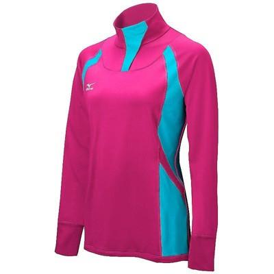 Mizuno Women's Nine Collection: Drive 1/2 Zip Volleyball Jacket