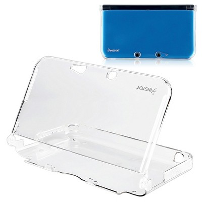 INSTEN Crystal Case compatible with  Nintendo 3DS XL / LL, Clear
