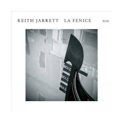 Keith Jarrett - La Fenice (CD) - image 1 of 1