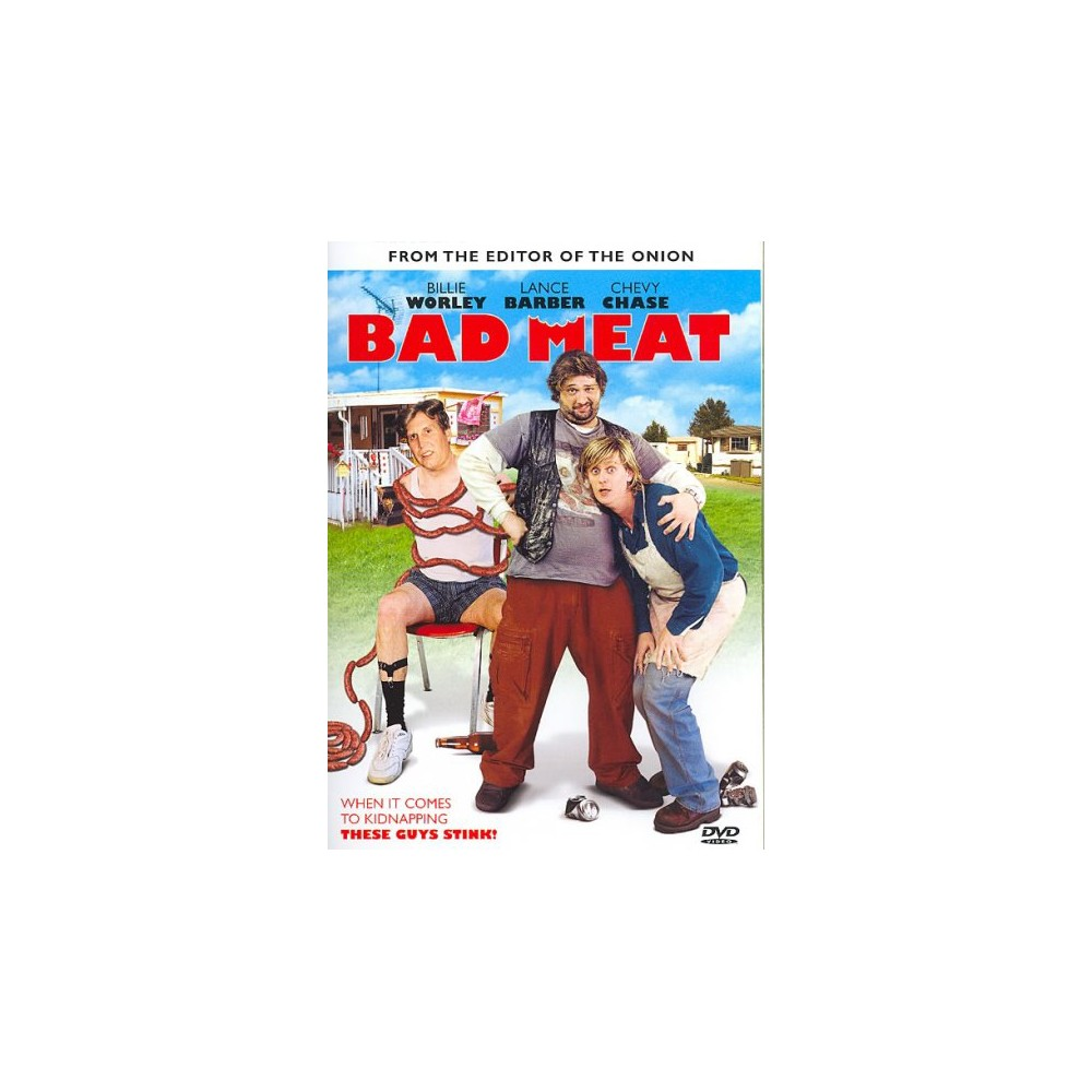 Bad meat (Dvd), Movies