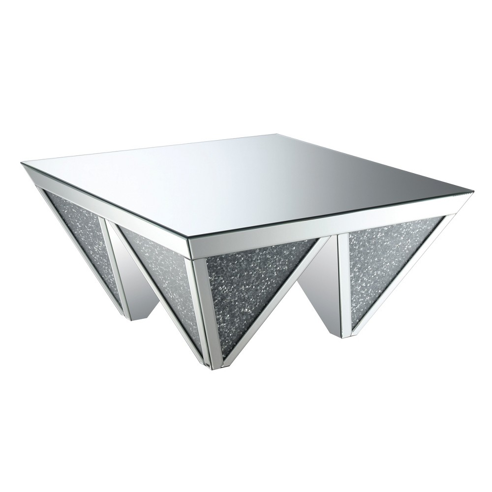 Coffee Tables Silver Gray - Homes: Inside + Out