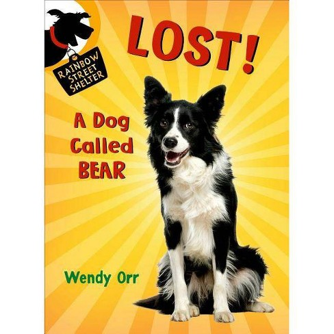 Lost! a Dog Called Bear - (Rainbow Street Shelter) by  Wendy Orr (Paperback) - image 1 of 1