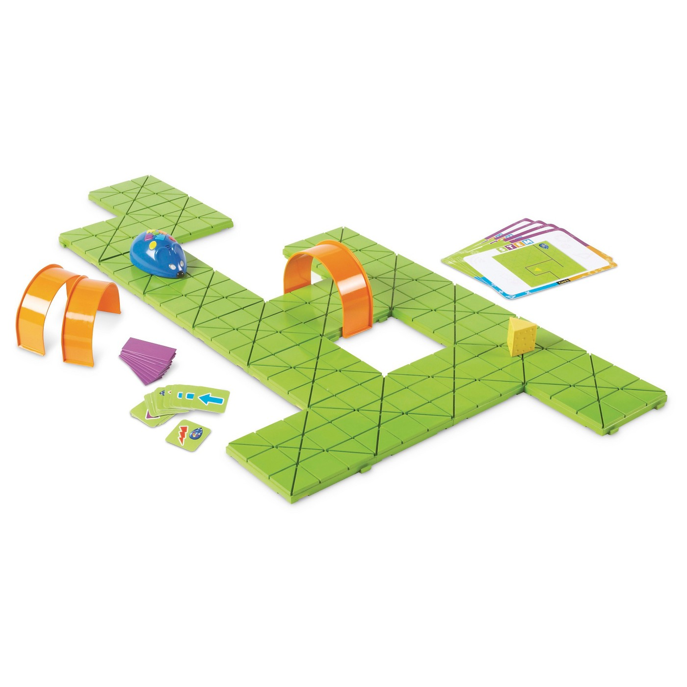 Learning Resources STEM Robot Mouse Coding Activity Set - image 1 of 8