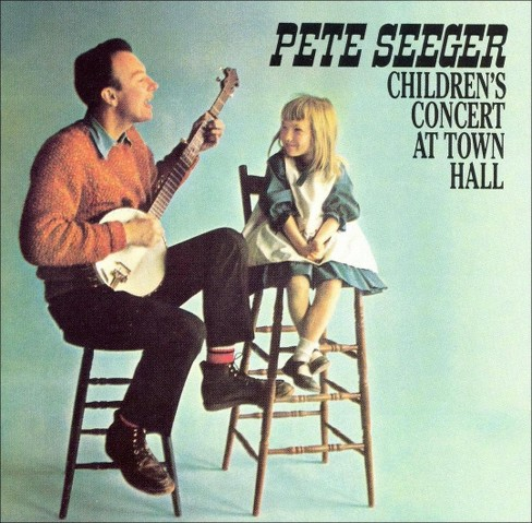 Pete Seeger - Children's Concert At Town Hall (CD) - image 1 of 1