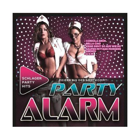 Various - Party Alarm: German Music 2019 (CD) - image 1 of 1