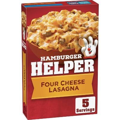 Hamburger Helper Four Cheese Lasagna 5.5oz