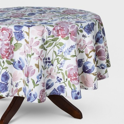 70 R Floral Tablecloth - Threshold™