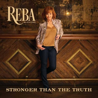 Reba McEntire - Stronger Than The Truth (CD)