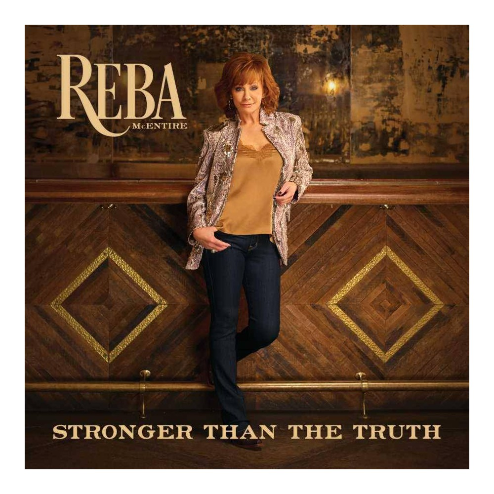 Reba Mcentire Stronger Than The Truth Cd