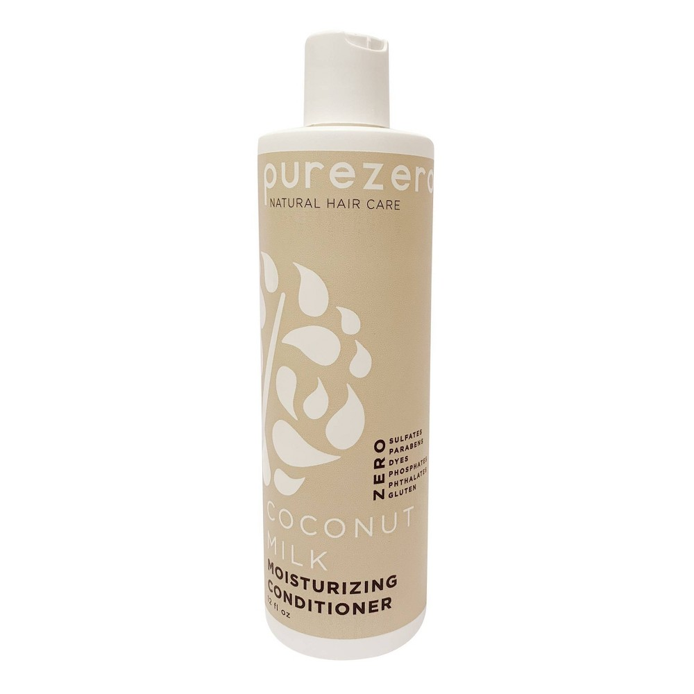 Image of Purezero Coconut Milk Moisturizing Conditioner - 12 fl oz
