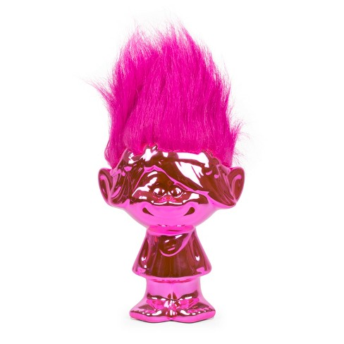 Trolls® Poppy Pink Decorative Coin Bank - image 1 of 2