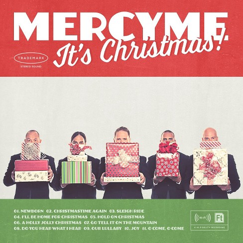 Mercy Me - It's Christmas - image 1 of 1
