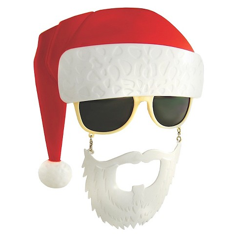 Sunstache Santa Dark Lenses - image 1 of 1