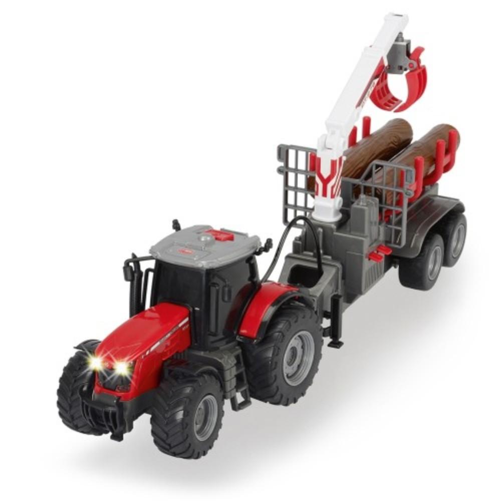 Dickie Toys Massey Ferguson 8737 Dickie Toys Massey Ferguson 8737 Gender: Male.