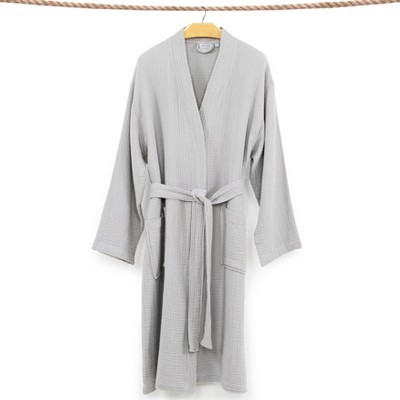 Smyrna Hotel Spa Luxury Robe - Linum Home Textiles