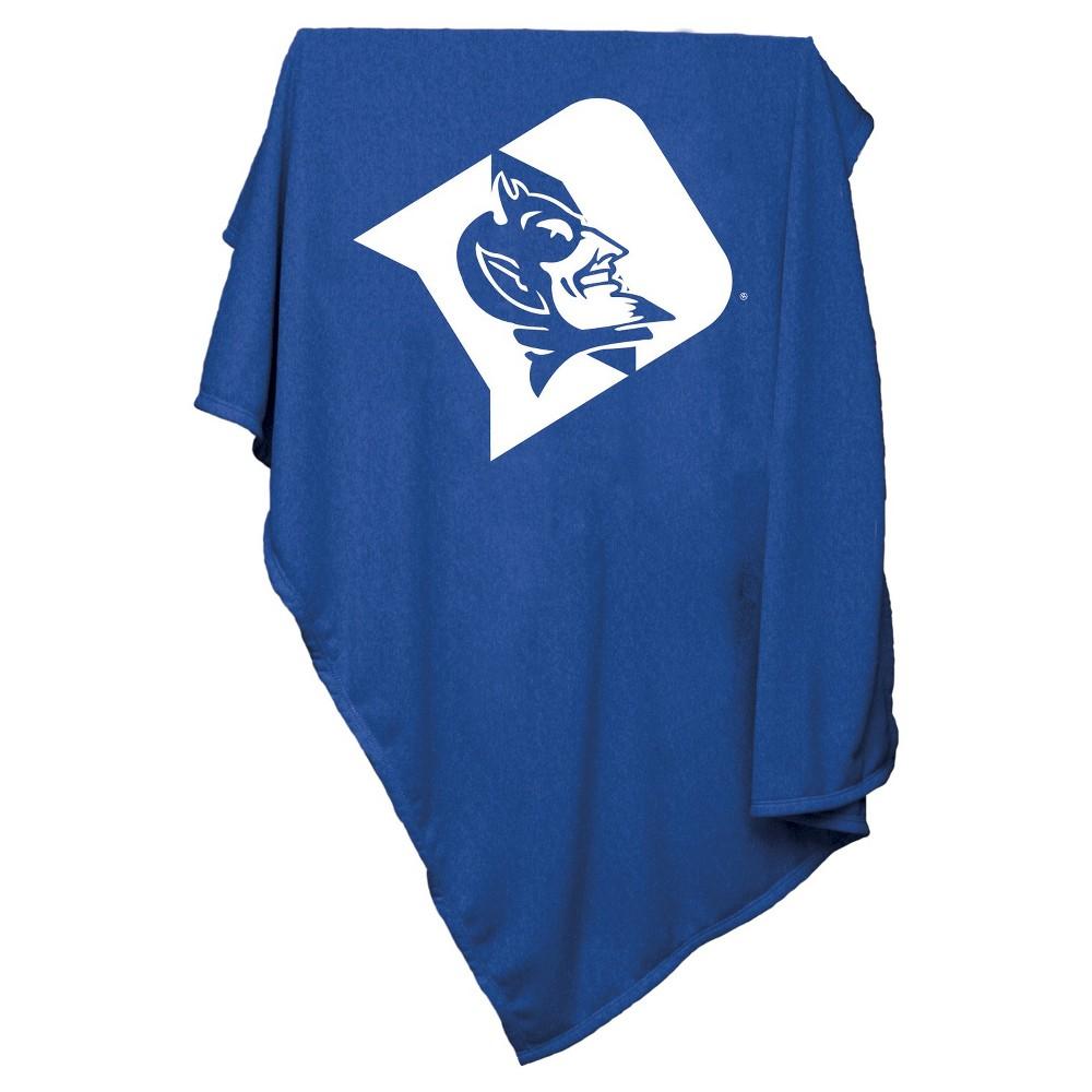 Duke Blue Devils Sweatshirt Throw Blanket