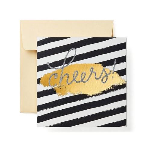 """Cheers"" Print Card - image 1 of 6"