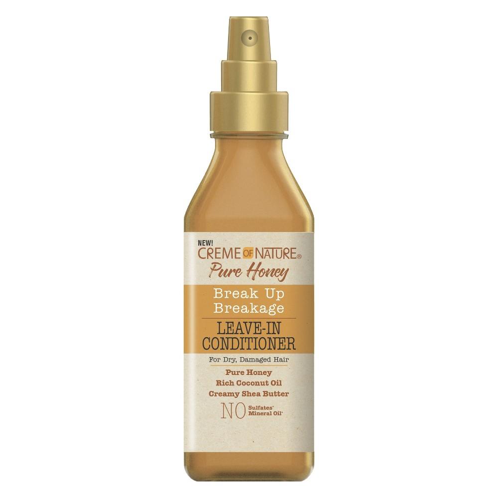 Image of Cream of Nature Pure Honey Break Up Breakage Leave-In Conditioner - 8oz