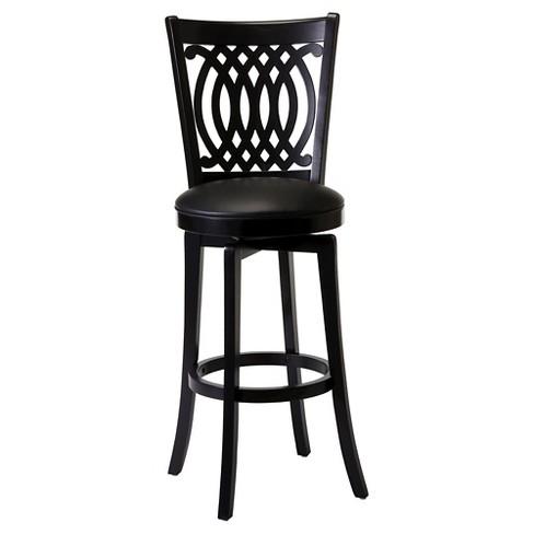 Cool 25 Van Draus Swivel Counter Stool Metal Black Hillsdale Furniture Lamtechconsult Wood Chair Design Ideas Lamtechconsultcom