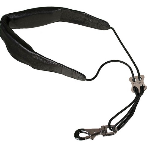 """Protec 22"""" Leather Saxophone Neckstrap with Metal Snap - image 1 of 1"""