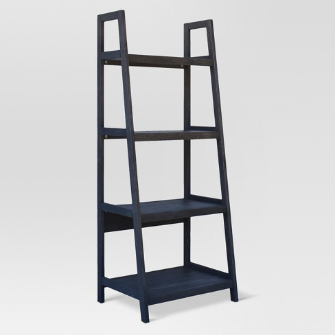 60 Decorative Bookshelf Gray