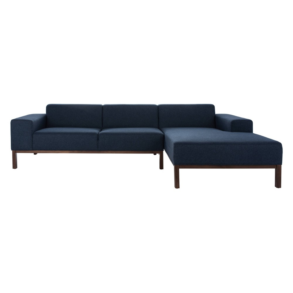 Dove Mid Century Sectional Safavieh