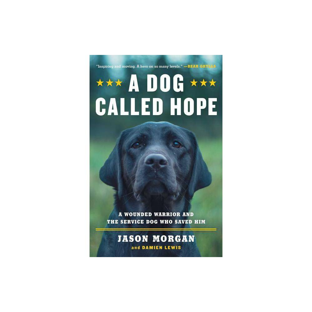 Dog Called Hope A Wounded Warrior And The Service Dog Who Saved Him Reprint Paperback By Jason Morgan 38 Damien Lewis