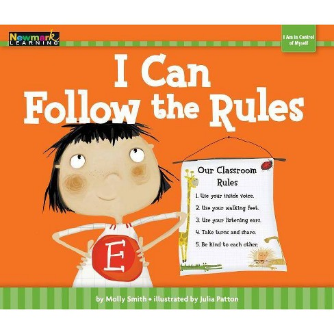 I Can Follow the Rules - (Myself) by  Molly Smith (Paperback) - image 1 of 1