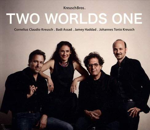 Kreuschbros. - Two worlds one (CD) - image 1 of 1