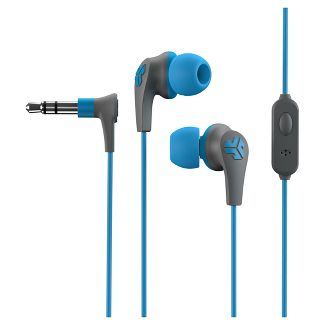 JLab Wired JBuds Pro with Universal Mic - Cobalt