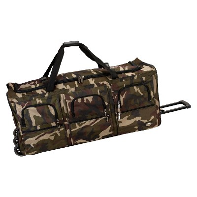 "Rockland 40"" Rolling Duffel Bag"