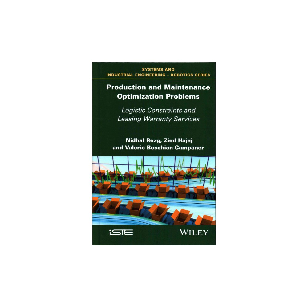 Production and Maintenance Optimization Problems : Logistic Constraints and Leasing Warranty Services