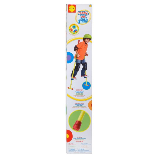 ALEX Toys Active Play Ready Set Stilts image number null