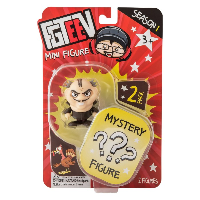 FGTEEV Mystery Figure 2pk (Figure May Vary) - image 1 of 6
