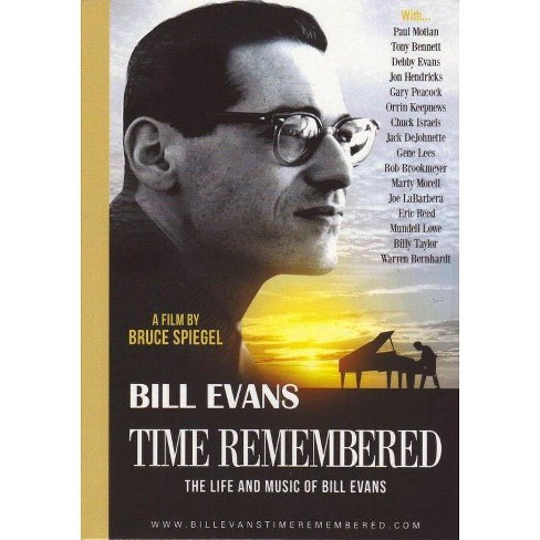 Time Remembered: The Life and Music of Bill Evans (DVD) - image 1 of 1