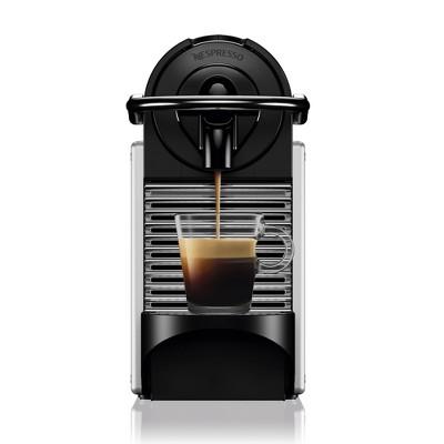 Nespresso Pixie Espresso Machine - Aluminium