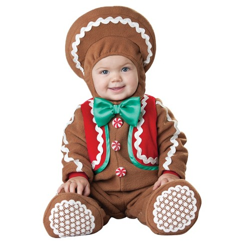 Baby Sweet Gingerbread Costume - Morris Costumes - image 1 of 1
