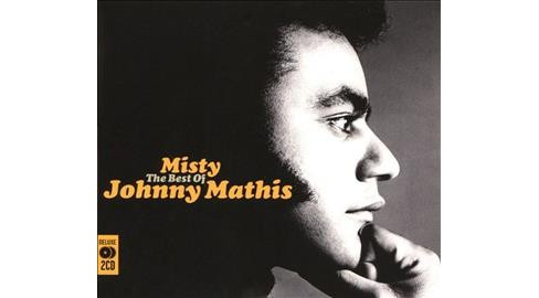 Johnny Mathis - Misty:Best Of Johnny Mathis (CD) - image 1 of 1