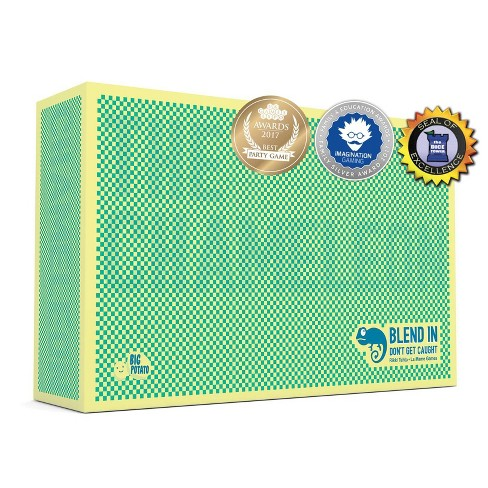 The Chameleon Board Game - image 1 of 4