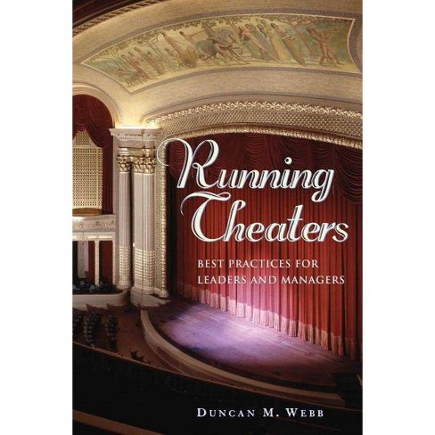 Running Theaters - by  Duncan M Webb (Paperback) - image 1 of 1