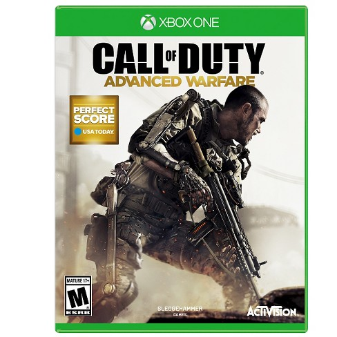 Call Of Duty: Advanced Warfare Standard Edition Xbox One ...