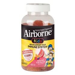 Airborne Kids Multivitamin Gummies - 63ct