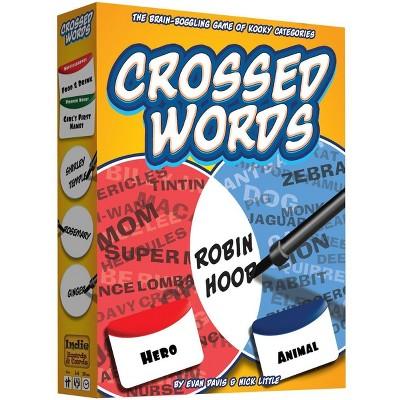 Crossed Words Board Game