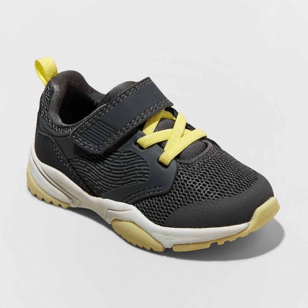 Toddler Ari Wide Width Apparel Sneakers Cat 38 Jack 8482 Black 10w