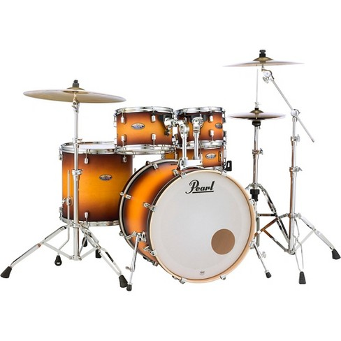 Pearl Decade Maple 5-Piece Shell Pack Classic Satin Amburst - image 1 of 4