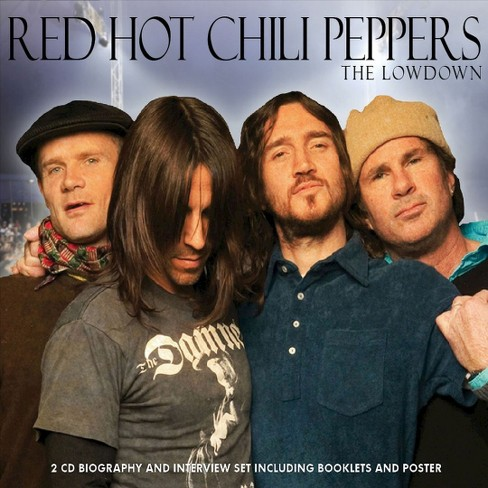 Red Hot Chili Pepper - Lowdown:Red Hot Chili Peppers (CD) - image 1 of 1