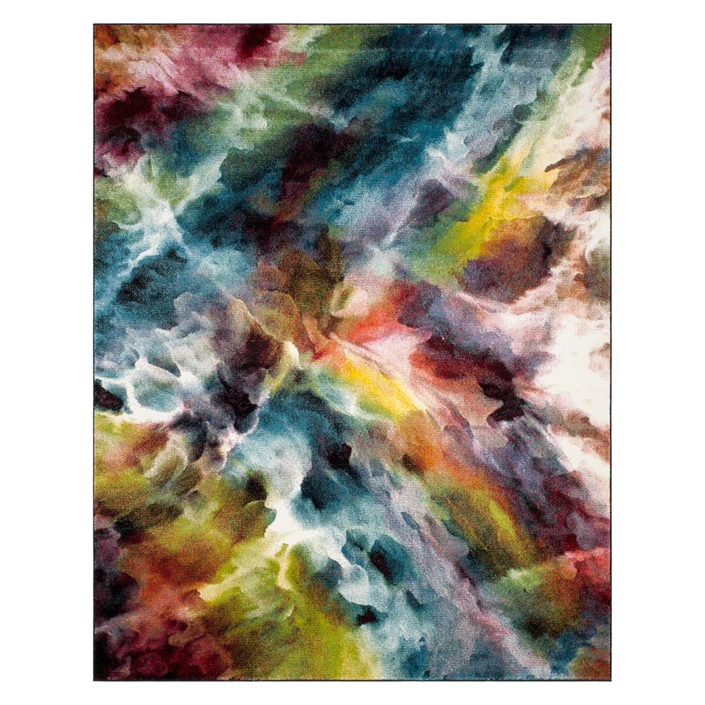 8'X10' Galaxy Loomed Area Rug - Safavieh, Multicolored