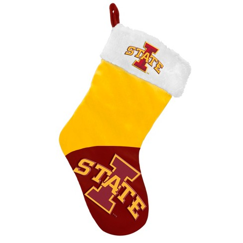 NCAA Iowa State Cyclones Stocking - image 1 of 1